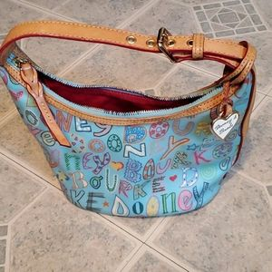 Dooney n Bourke medium bucket purse